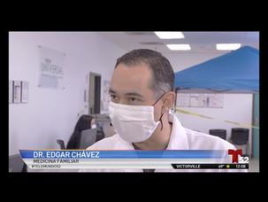 Telemundo: Condado de Los Ángeles exigirá cobertura facial en negocios esenciales
