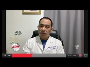 Al Rojo Vivo: Coronavirus puede regresar en invierno y coincidir con brote de influenza