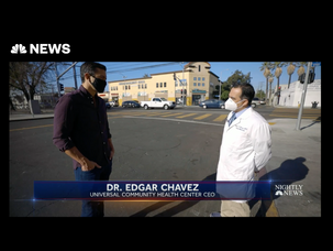 NBC News: Inside look at why Latinos are especially hard-hit by Covid