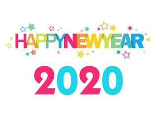 The New Year is Here! Time for myVision 2020!