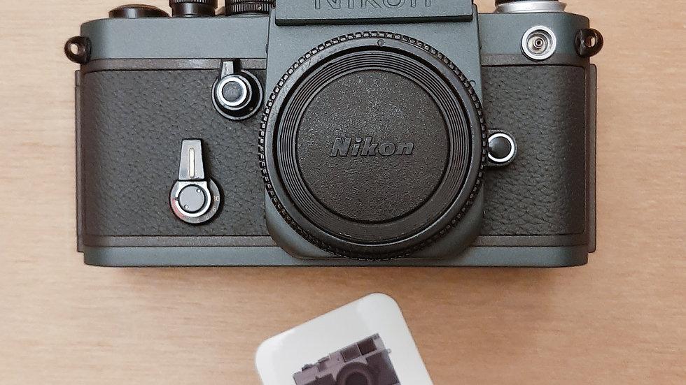 Nikon F2 DE-1 eye level finder