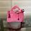 Thumbnail: Barkin Bag - Pink w/ Scarf (Rich Bitch)
