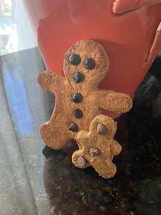 The Gingerbread Man Duo