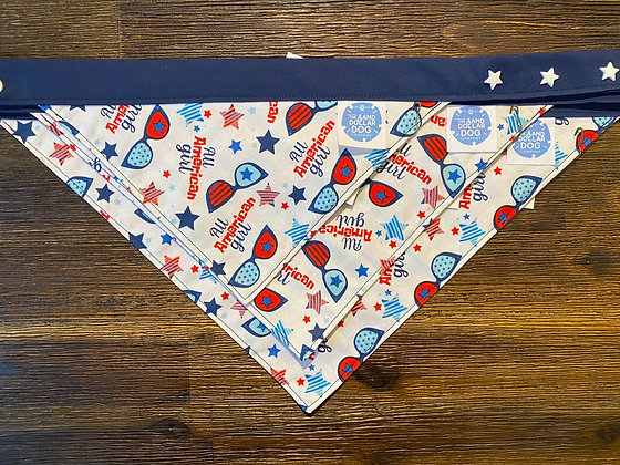 """All American Girl"" Bandana"