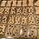 "Thumbnail: Peanut Butter Carob Chip 3"" Bones"