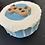"Thumbnail: Happy Birthday Cake 6"" Round"