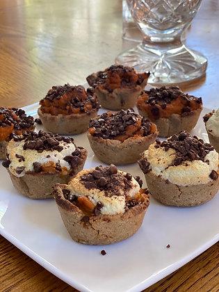 Brad Boo's Pumpkin Pies