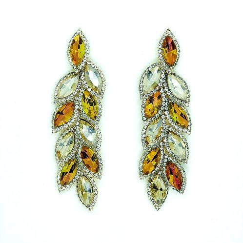 Orecchini Blondinette Gold Diamond