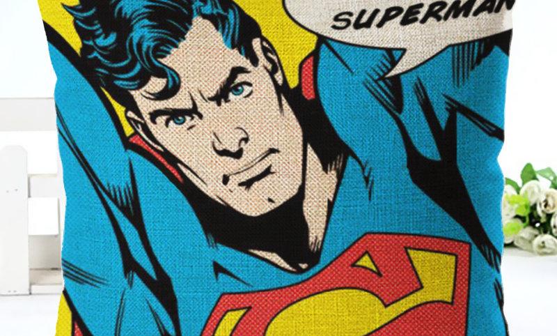 """COJIN """" SUPERMAN ENCUENTRA TRABAJO"""""""