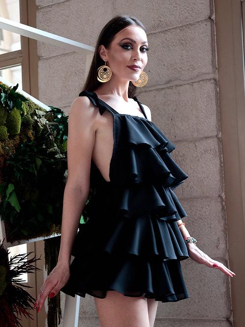 BLONDINETTE DESIGN _ Cocktail balze dress