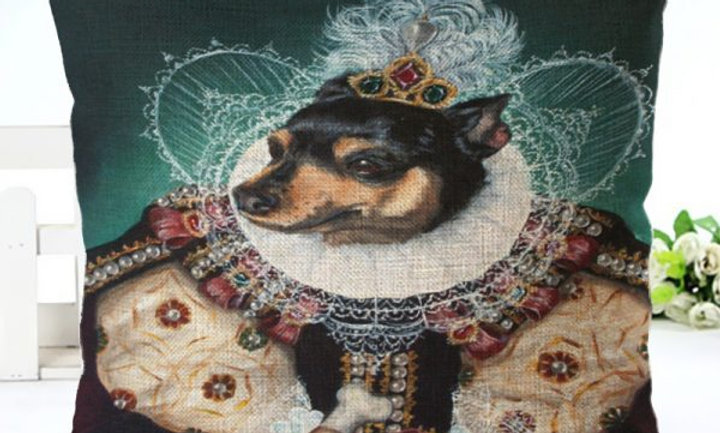 Cojín Cuy » Isabel I de Inglaterra»