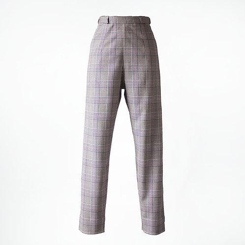 Pantaloni vita alta Blondinette Wool