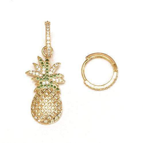 Orecchini Blondinette Pineapple