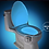 Thumbnail: LUZ LED, SENSOR DE MOVIMIENTO PARA WC