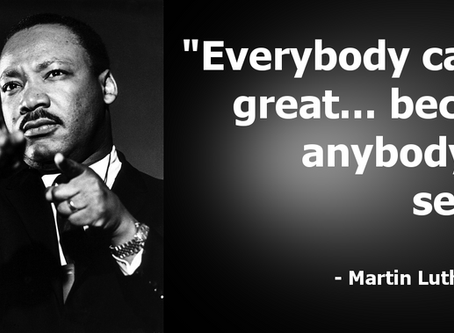 Martin Luther King - A Lesson in Leadership