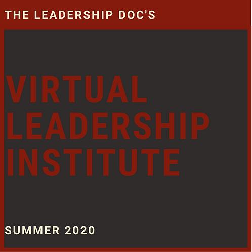 TLD Summer Institute (Virtual)