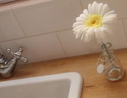 flowerinbottle