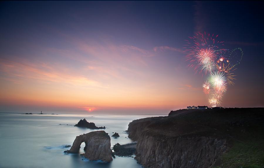 Lads End Fireworks