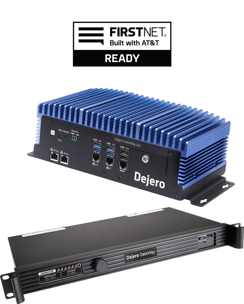 GateWay devices are FirstNet Ready™