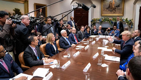 Grace3 Technologies visits the White House
