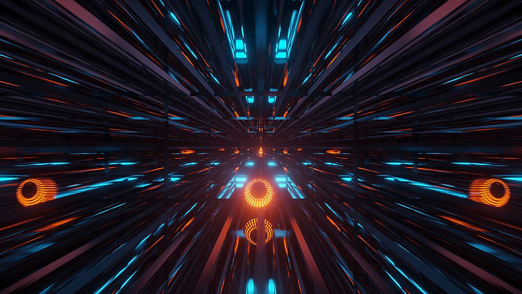rendering-abstract-futuristic-background
