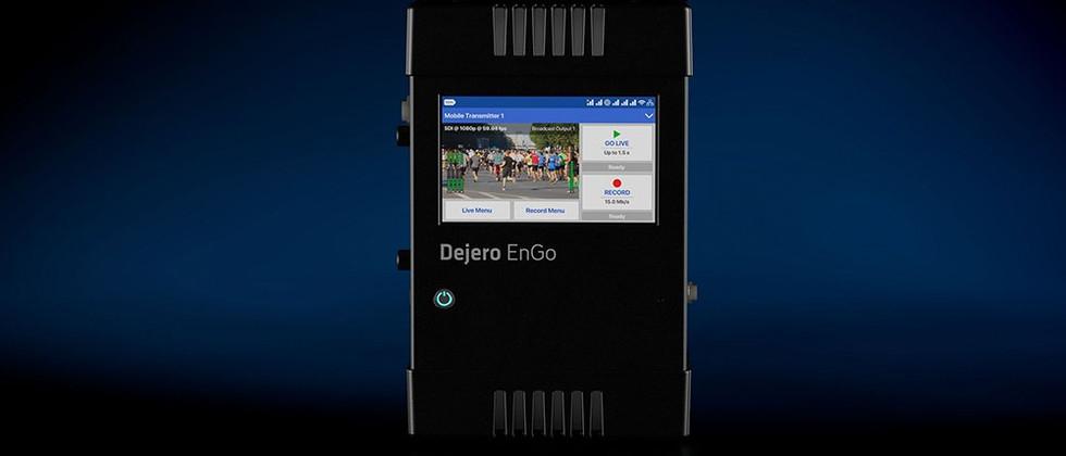 Dejero's UAS Video Solution