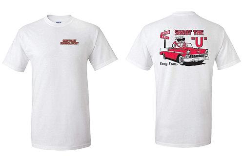 Shoot the U T-shirt larger sizes