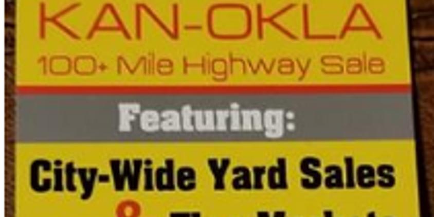 Kan-Okla 100 Mile Sale