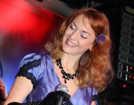 Марина Виноградова. Jazz Map