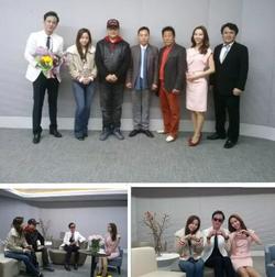 한류닷컴 동영상 촬영