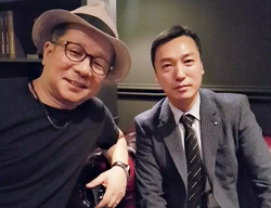 강적들에 출연중인 시사평론가 이봉규 교수님과 함께