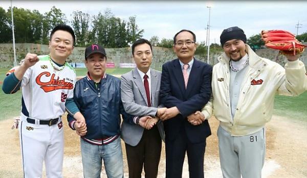 """한류닷컴 배 """"제 8회 연예인 야구대회"""