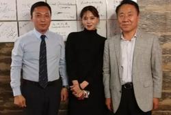 염동열의원님과 영화 련희와연희에서 연희역으로 출연한 배우 윤은지와 함께