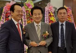 김종식 목포시장님, 정동영 의원님과 함께