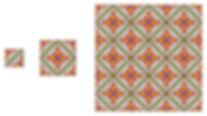 Mosaico hidraulico Alfama