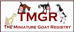 The Miniature Goat Registry