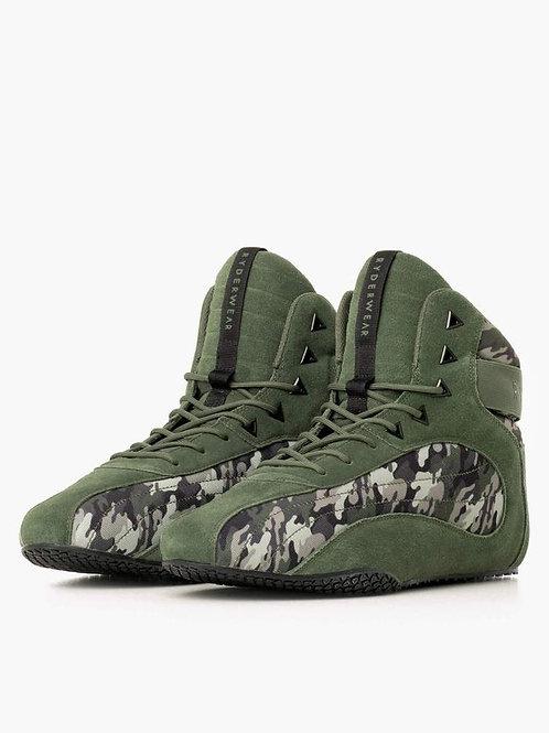 Обувь RW D-Mak II Green Camo