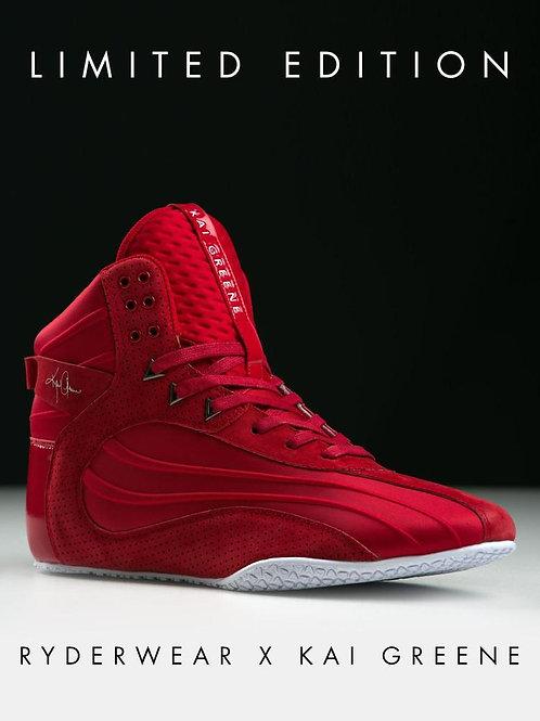 Обувь RW D-Mak KAI GREEN Red