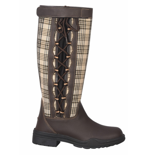 e799aafa821 Baker Ladies Ajuste Waterproof Leather Country Boots