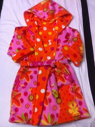 Pink and Orange, Size 4T