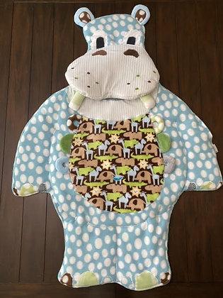 Hippo Play Mat