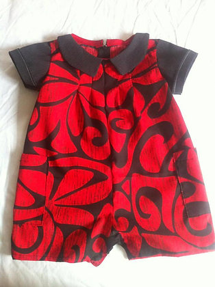 Hawaiian Short Outfit Size 18 months