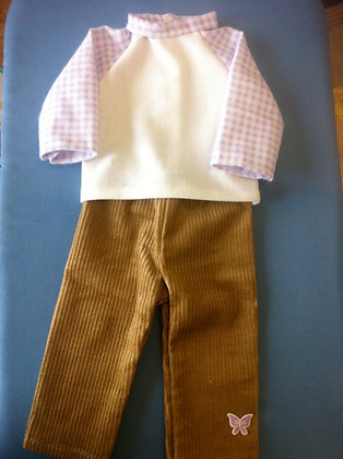 Shirt and Pants Set