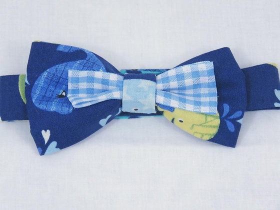 """""""Whale of a Time"""" Bow Tie"""