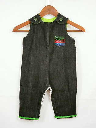 Overalls, Size 12mos