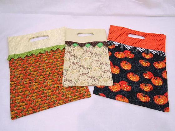 Reusable Trick or Treat Bags
