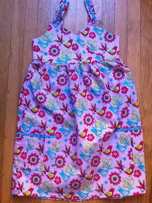 Summer Dress, Size 6-7