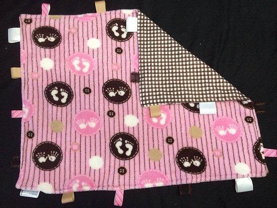"""Baby Prints"" Baby Blanket"