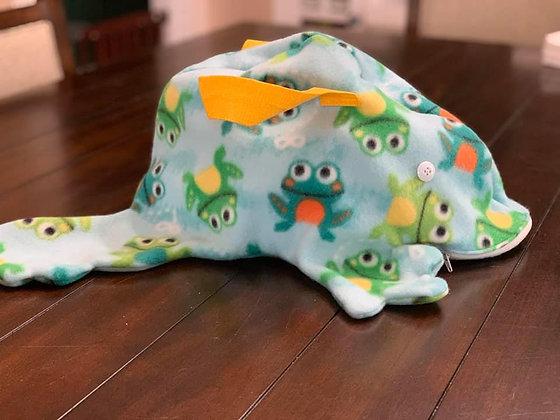 """""""Frog""""Plush Bag"""