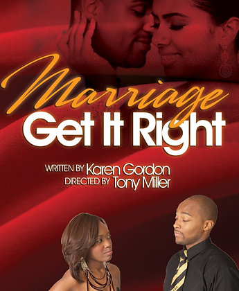 Marriage, Get it Right November 24, 2013